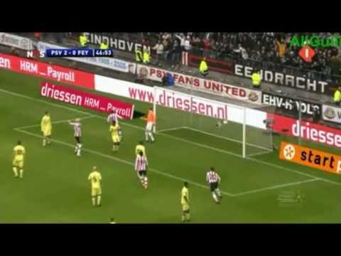 Samenvatting  PSV Vs Feyenoord (10-0) 1