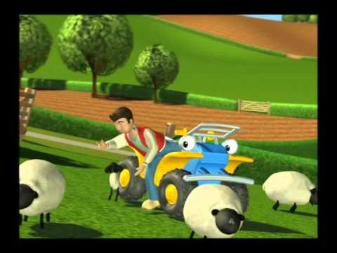 Tractor Tom - Goochelshow: 4. Schapenmoeder Tom 1