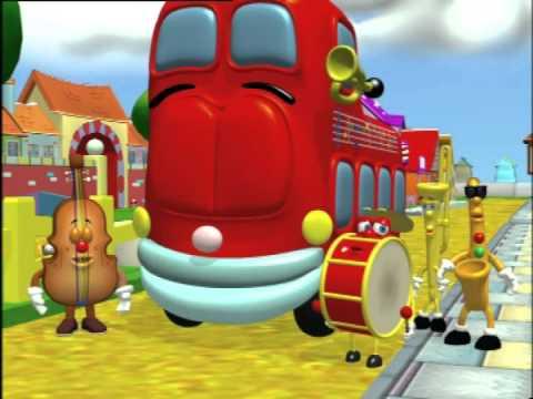 De Wielen van de Bus - De drie muisjes 1