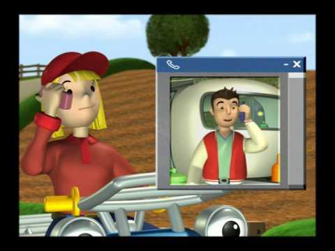 Tractor Tom - Goochelshow: 5. Voetbalgek 1