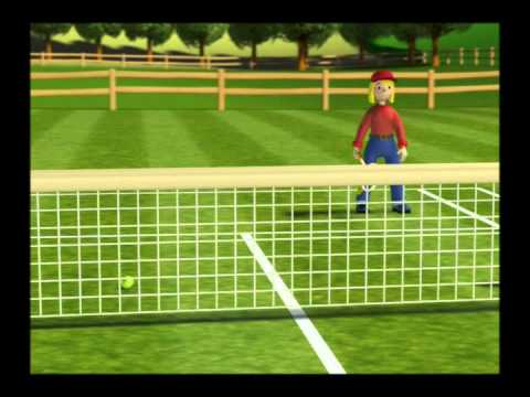 Tractor Tom ( Nederlands ) Een potje tennis 6