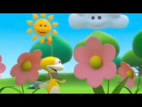 Uki - Vrolijke bloem 4