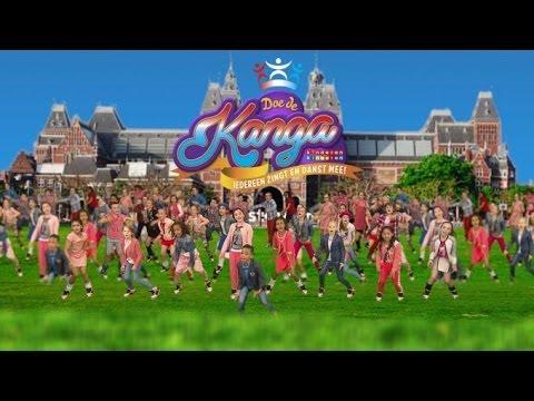 Kinderen voor Kinderen - Doe de Kanga 1
