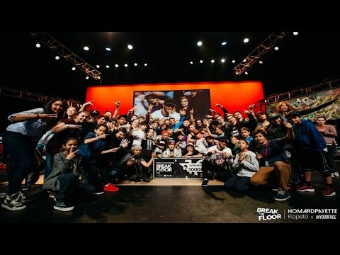 LES TWINS World of Dance San Diego 2010 WOD 1
