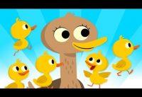 Five Little Ducks 6