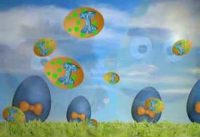 Gele Stippen op een Ei (Het eierlied) - Bert en Ernie hit! 3