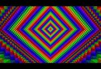Optische illusie in Minecraft 3