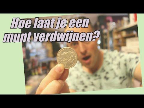 Hoe laat je een munt verdwijnen? 2