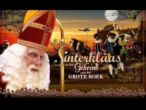 Sinterklaas en het geheim van het grote boek 1