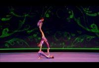 Trio Flikflak stunt met acrobatiek - SUPERKIDS 4