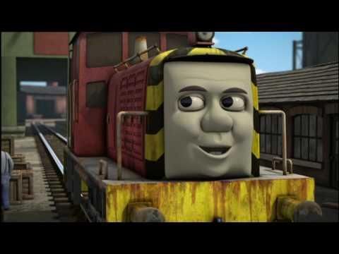 Thomas De Trein - Waar Zijn De Diesels? 2