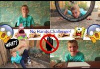 No Hands Challenge 10