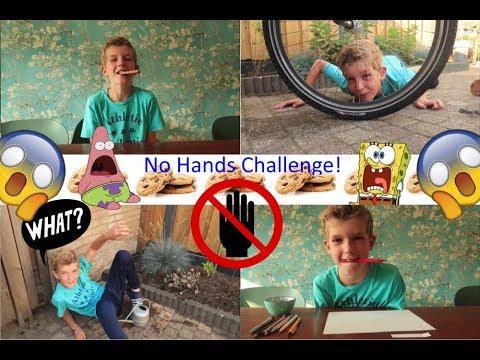 No Hands Challenge 1