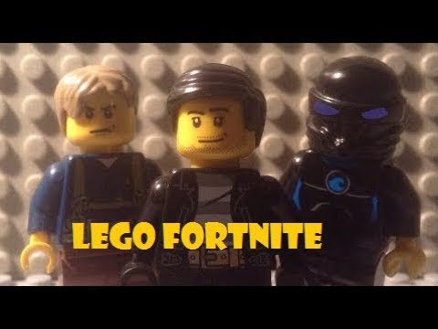 Lego Fortnite 1