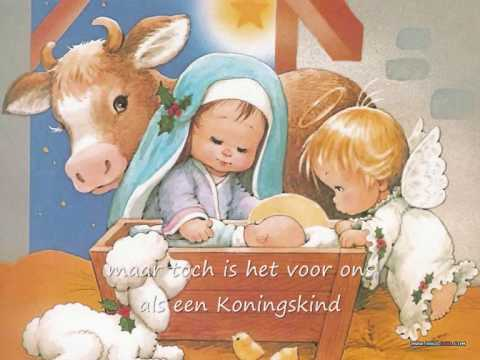 In een stalletje - kerstliedje 2