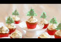 Kerst cupcakes maken 4