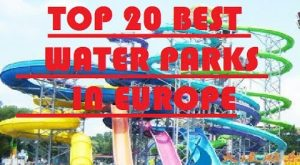 Top 20 waterparken in Europa 6