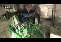 André Kuipers - Rondleiding door het ISS 8