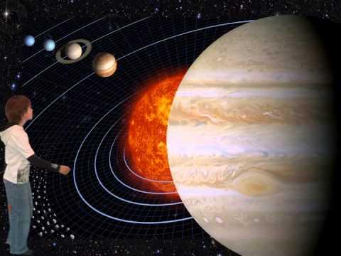 De planeten van ons zonnestelsel 2