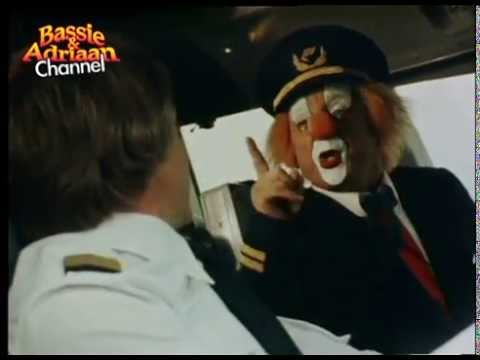 Bassie en Adriaan als piloten 4