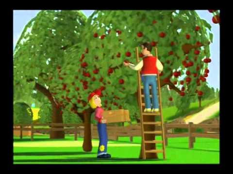 Tractor Tom - Goochelshow: 3. Appeloverschot 1