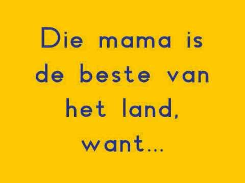 Moederdagliedje De Beste Mama 5