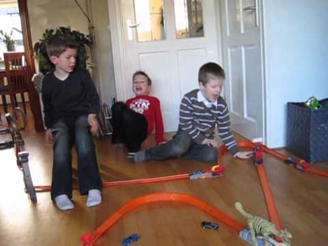 Hot Wheels racebaan 6