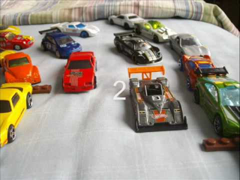Hotwheels Grand Prix 10