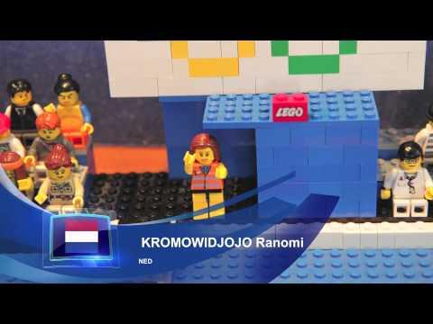 Lego Zwemmen Olympische Spelen 2012 1