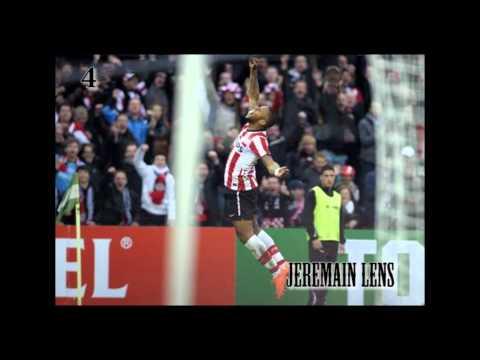 10 mooiste doelpunten in 2011/2012 1