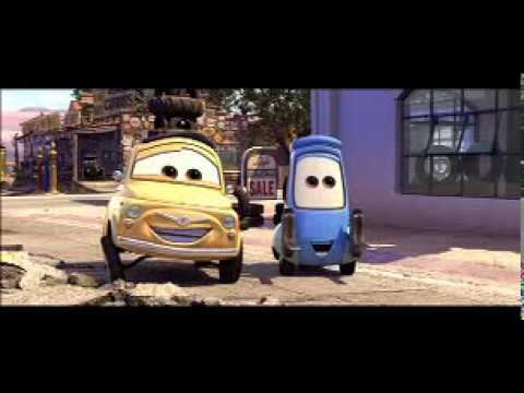Cars Dutch Trailer 7