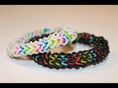 Loom, Quadzilla armband 3
