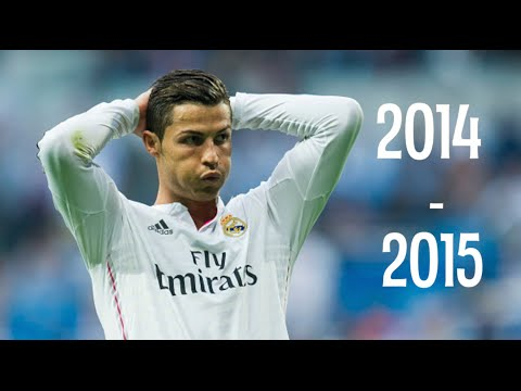 Cristiano Ronaldo - Magic Skills Show ● 2014/15 8