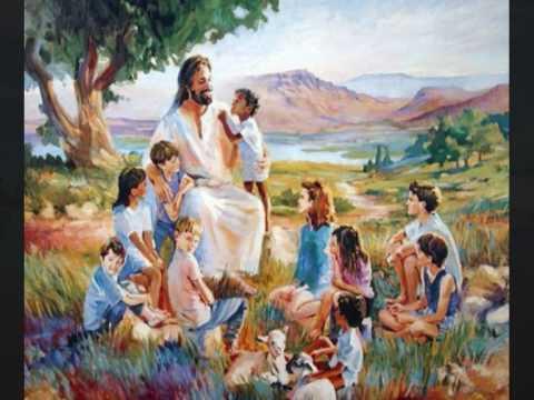 Sta eens even op als je Jezus liefhebt. 6