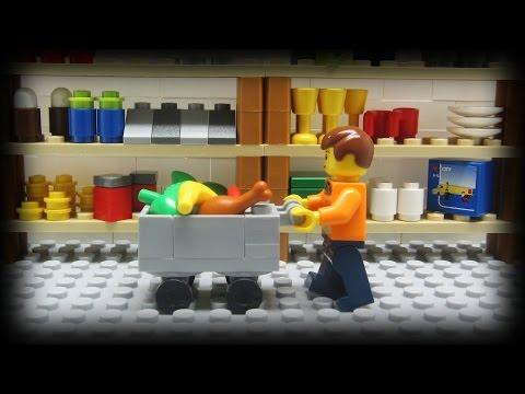 Lego Shopping 1