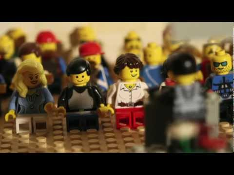 Lego: Kerkdienst 8