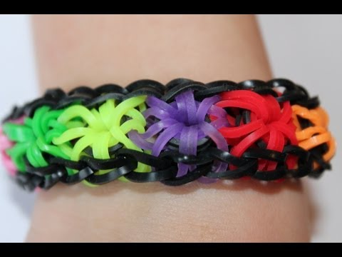 Loom, Starburst Armband 5