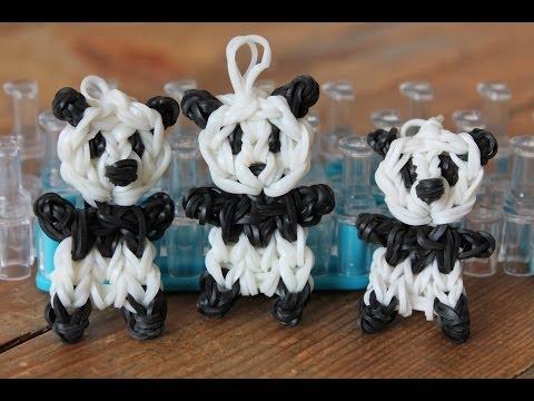 Loom pandabeertje