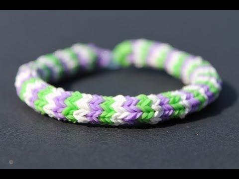 Loom, Hexafish armband 3