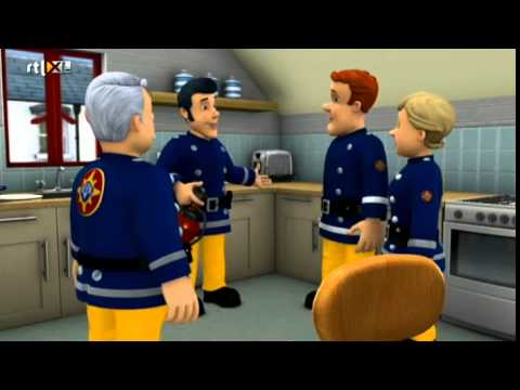 Brandweerman Sam kinderfilmpjes