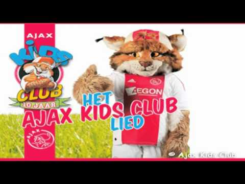 Het Ajax Kids Club-lied 1