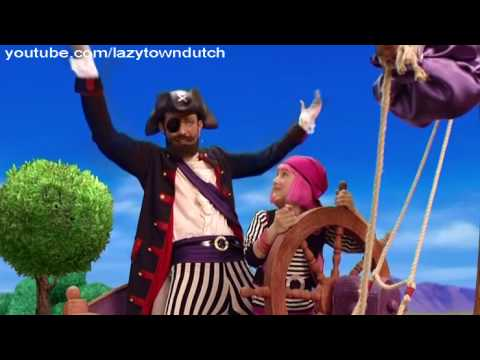 LazyTown - You Are A Pirate 1