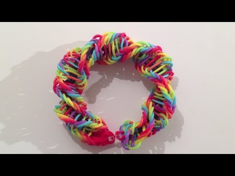 Rainbow Loom Helicoid