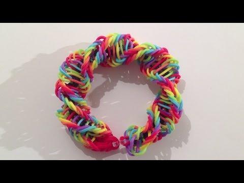 Rainbow Loom Helicoid