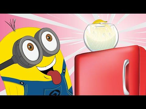 Minions banaan