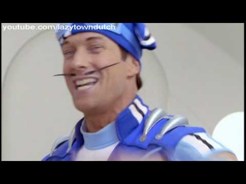 LazyTown - No One's Lazy In LazyTown 1