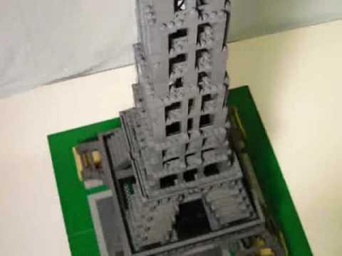Lego Eiffeltoren Stop Motion 1