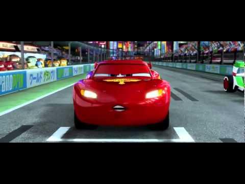 Cars 2 Japan Race. 9