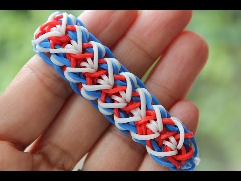 Loom, Liberty Twist, Armband 3
