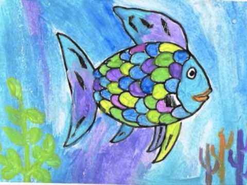 Visje visje in het water
